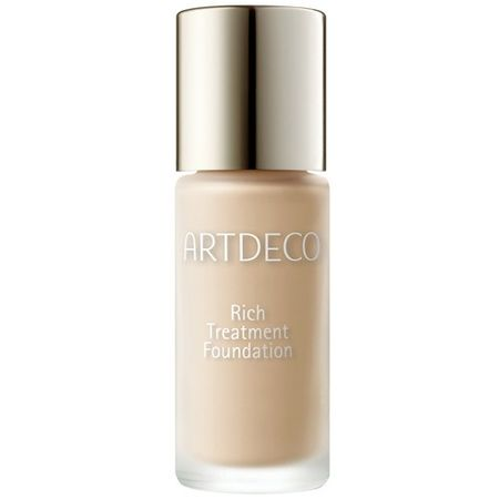 Artdeco luxusný krémový make-up (Rich Treatment Foundation) 20 ml (Odtieň 15 Cashmere Rose)