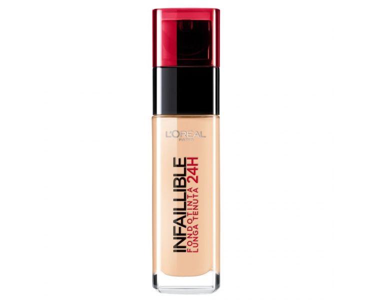L'Oréal 24hodinový make-up Infaillible 30 ml (Odstín 015 Porcelain)