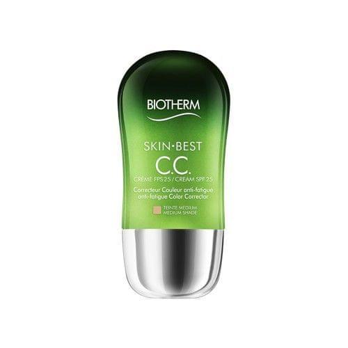Biotherm CC krém (Skin Best CC Cream SPF 25) 30 ml (Odstín Medium Shade)