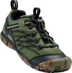 KEEN Chandler Cnx Kids Crushed Bronze Green