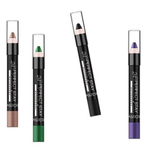 Astor Oční stíny a linky na oči v tužce Perfect Stay 24h (Eye Shadow + Liner) 4 g (Odstín 310 Ivy Green )