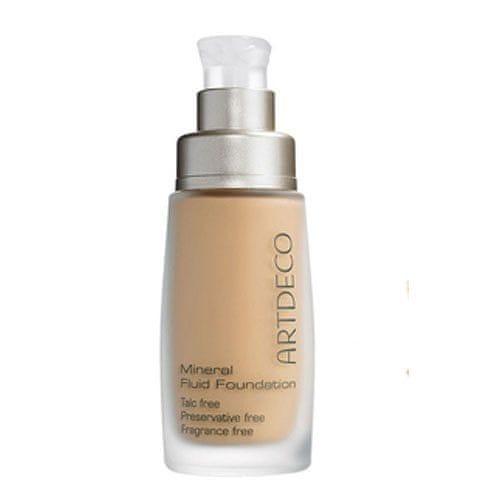 Artdeco Minerální make-up (Mineral Fluid Foundation) 30 ml (Odstín Light Porcelain)