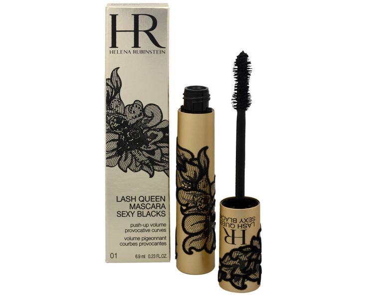 Helena Rubinstein Voděodolná push-up řasenka (Lash Queen Mascara Sexy Blacks Waterproof) 5,8 ml (Odstín Black)