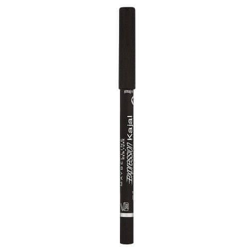 Maybelline Tužka na oči Expression Kajal 2 g (Odstín 33 Black)