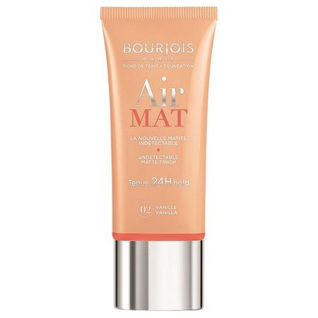Bourjois Zmatňující make-up SPF 10 Air Mat 30 ml (Odstín 05 Golden Beige)