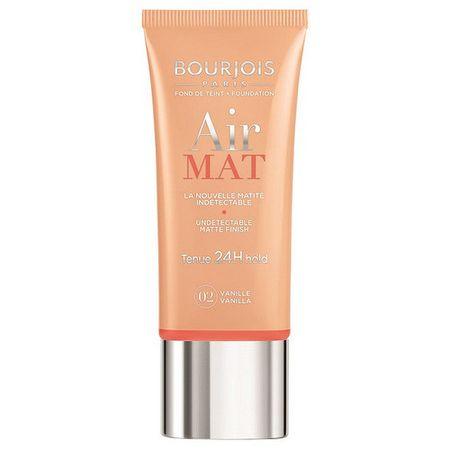 Bourjois Zmatňující make-up SPF 10 Air Mat 30 ml (Odstín 03 Light Beige)