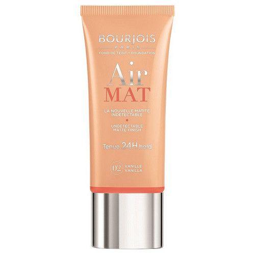 Bourjois Zmatňující make-up SPF 10 Air Mat 30 ml (Odstín 05 Golden Beige)