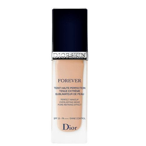 Dior Tekutý make-up Diorskin Forever SPF 35 (Perfect Makeup Everlasting Wear) 30 ml (Odstín 023 Peach)