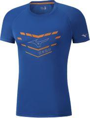 Mizuno športna majica Core Graphic Tee Nautical Blue
