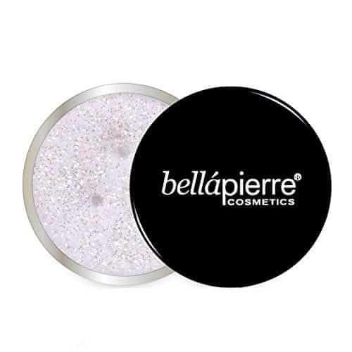 Bellapierre Multifunkční kosmetické třpytky (Glitter Powder) 3,5 g (Odstín Glamour)