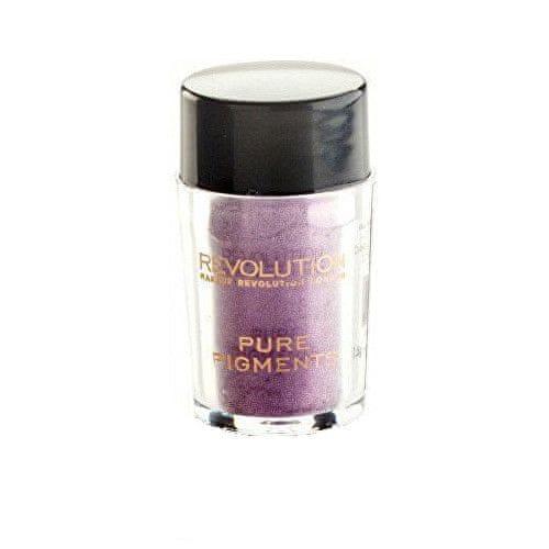 Makeup Revolution Práškové oční stíny Pure Pigments (Eye Dust) 1,5 g (Odstín Disguise)