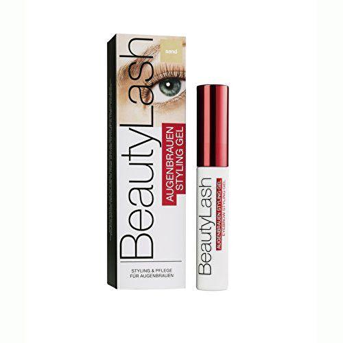 BeautyLash Stylingový gel na řasy a obočí (Styling Gel) 6 ml (Odstín Sand)