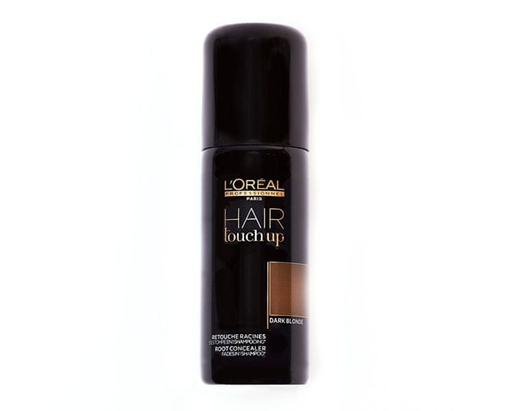 Loreal Professionnel Vlasový korektor Hair Touch Up (Root Concealer) 75 ml (Odstín Brown)
