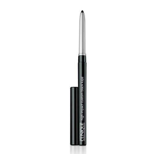 Clinique Voděodolná kajalová tužka na oči (High Impact Custom Black Kajal) 0,28 g 01 Blackened Black