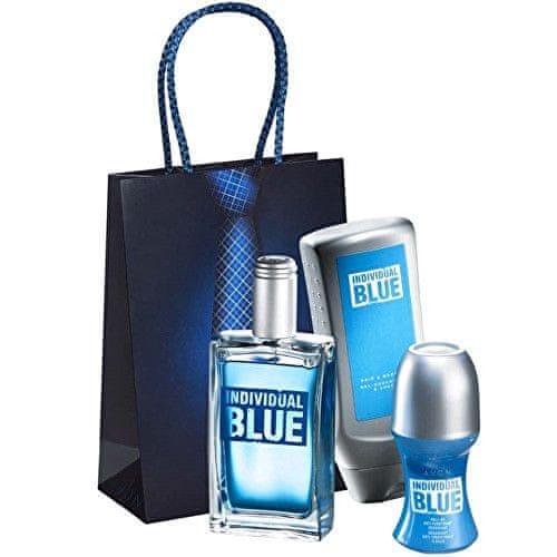 Avon Dárková sada pro muže Individual Blue