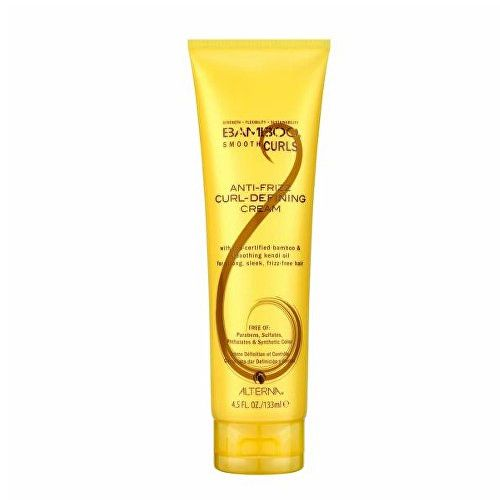 Alterna Tvarující krém na vlnité vlasy Bamboo Smooth Curls (Anti-Frizz Curl Defining Cream) 133 ml