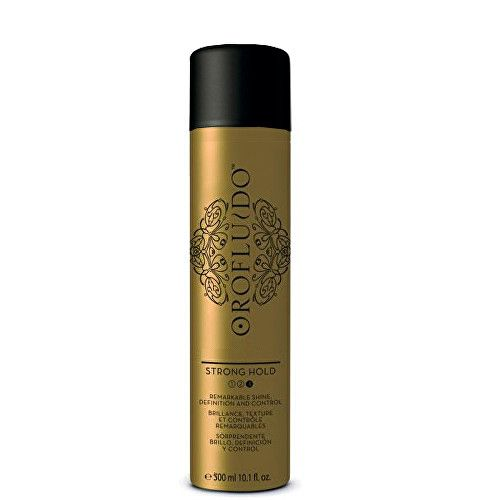 Orofluido Zkrášlující lak na vlasy (Hairspray Remarkable Shine Strong Hold) 500 ml