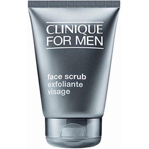 Clinique Osvěžující pleťový peeling pro muže FOR MEN (Face Scrub) 100 ml