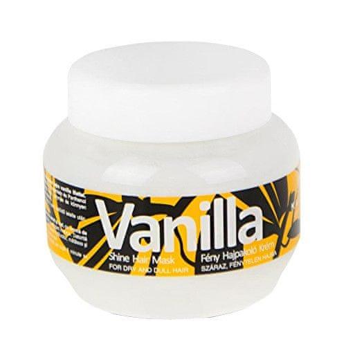 Kallos Vyživující maska pro suché vlasy s výtažkem z vanilky (Vanilla Mask) (Objem 1000 ml)