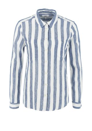 s.Oliver dámská košile 38 modrá