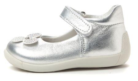 Primigi dekliški sandali 23 srebrna
