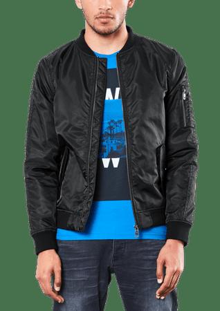 s.Oliver pánská bunda XXL černá