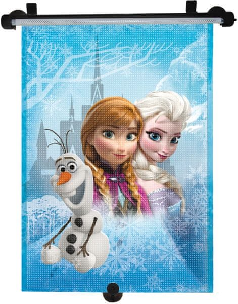 Disney Roletka do auta Frozen, 1ks