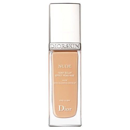 Dior Hydratační make-up pro zářivý a přirozený vzhled Diorskin Nude SPF 15 (Nude Skin-Glowing Makeup) 30