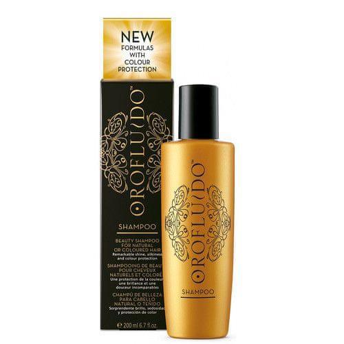 Orofluido Zkrášlující šampon pro všechny typy vlasů (Beauty Shampoo For Your Hair With New Formula Color Prote