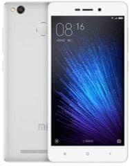 Xiaomi mobilni telefon Redmi 3X 32 GB, silver