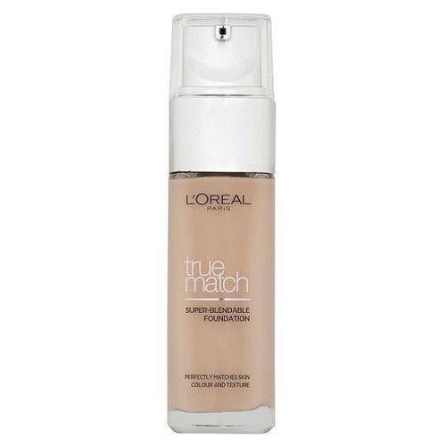 L'Oréal Sjednocující a zdokonalující make-up True Match (Super-Blendable Foundation) 30 ml (Odstín 5.N Sand)