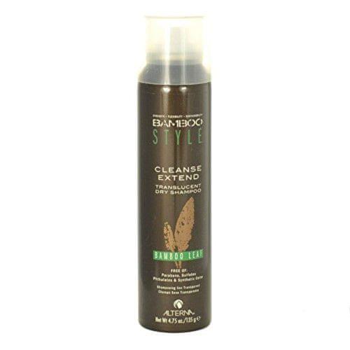 Alterna Suchý šampon na vlasy s vůní bambusu Bamboo Style (Cleanse Extend Translucent Dry Shampoo - Bamboo L