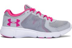 Under Armour W Thrill 2 Over Gr Wh Tro Pi