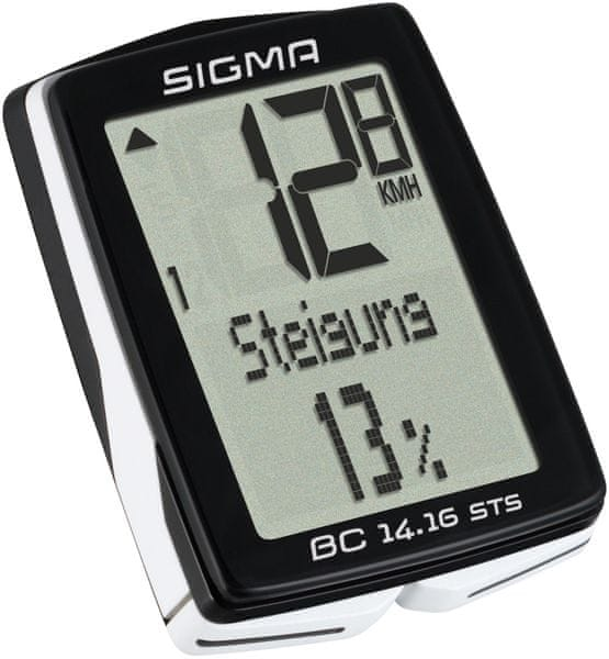 Sigma BC 14.16 STS/CAD
