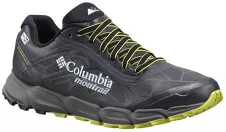 Columbia tekaški copati Caldorado II Outdry Extreme, črni, 42