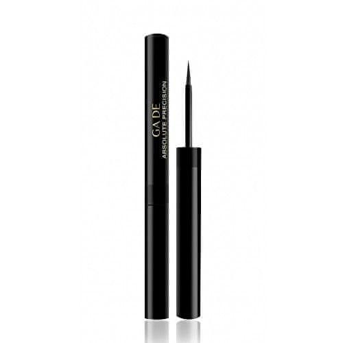 GA-DE Voděodolné lesklé oční linky (Absolute Precision Waterproof Eyeliner) 1,2 ml (Odstín No.01 Pure Blac