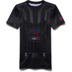 Under Armour Darth Vader HG SS Blk Gra Risk Red