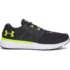 Under Armour Micro G Fuel RN Black White Velocity