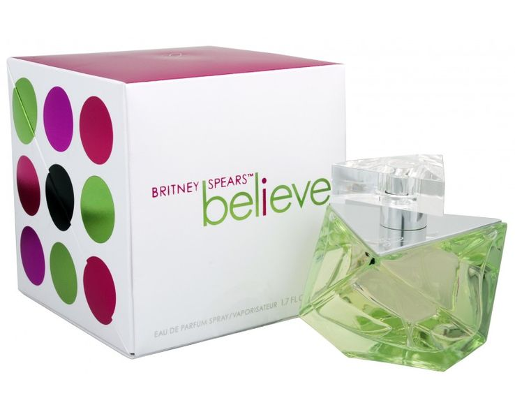 Britney Spears Believe - EDP 100 ml
