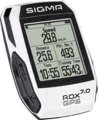 Sigma ROX 7.0 GPS bílá