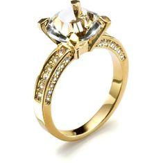 Oliver Weber Zásnubný prsteň Princess 2459G