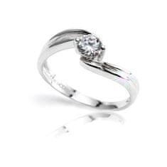 Modesi Zásnubný prsteň Q8329L