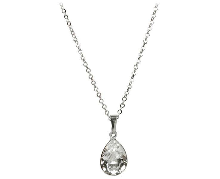 Troli Náhrdelník Pear Crystal