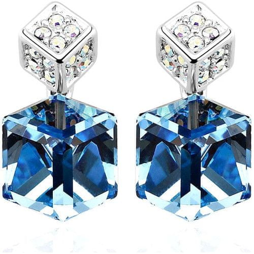 Vicca Náušnice Box Blue OI_441006_blue