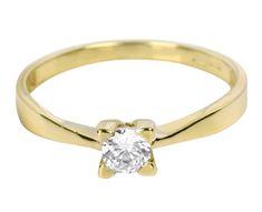 Brilio Zásnubný prsteň 1,75 g 226 001 01014