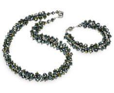 JwL Jewellery Set náhrdelník s náramkom JL0065