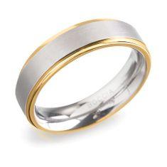 Boccia Titanium Titánový prsteň 0134-05