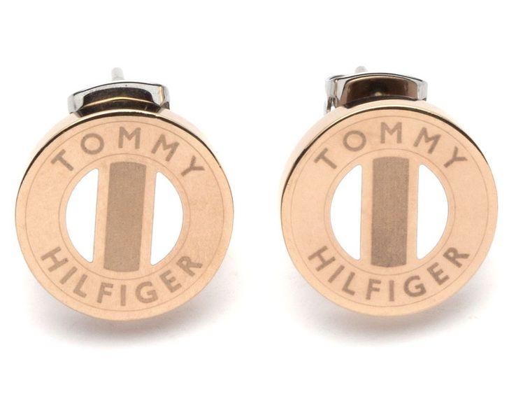 Tommy Hilfiger Ocelové náušnice TH2700506
