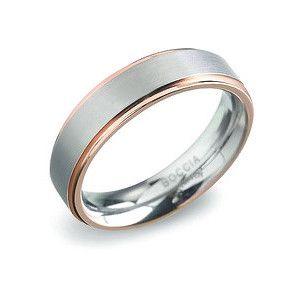 Boccia Titanium Titanový prsten 0134-03 (Obvod 51 mm)