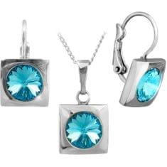 MHM Souprava šperků Dafné Aquamarine 34232